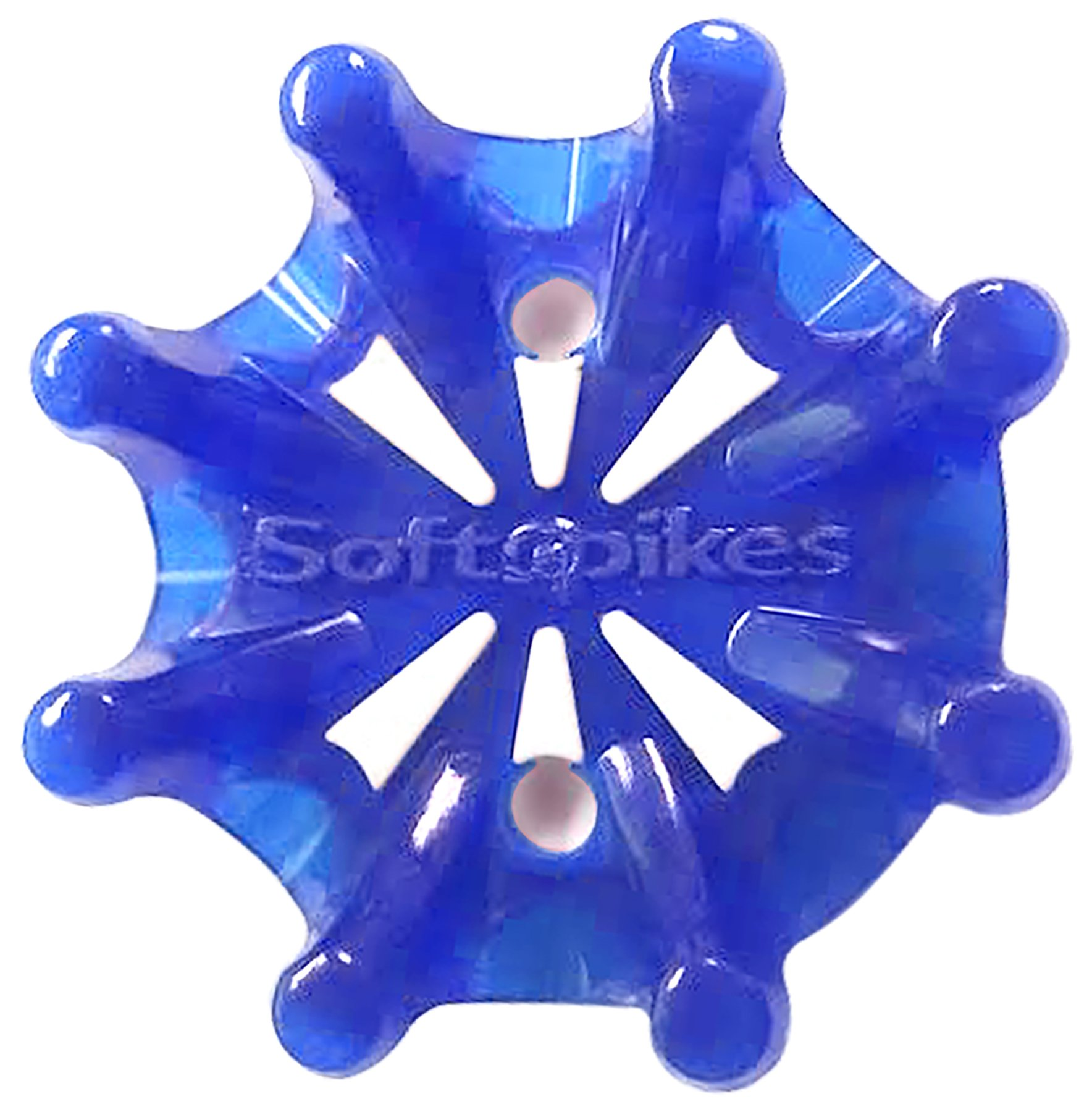 Softspikes Pulsar Golf Cleats Fast Twist 3.0  - Blue by SOFTSPIKES