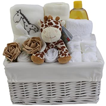 16d81e7a173f Baby Gift Baskets Baby Gift hampers Unisex Neutral Baby Shower Gift New  Baby Gift: Amazon.co.uk: Baby