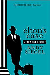 Elton's Case (Tug Wyler Mysteries) Kindle Edition