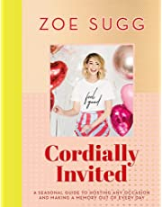 Cordially Invited: A seasonal guide to celebrations and hosting, perfect for festive planning, crafting and baking in the run up to Christmas!
