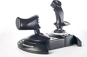 ThrustMaster T-Flight Hotas One Official Flight Dual Rudder System Joystick