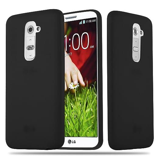 10 opinioni per Cadorabo- Custodia Candy silicone TPU LG G2 super sottile per- Case Cover