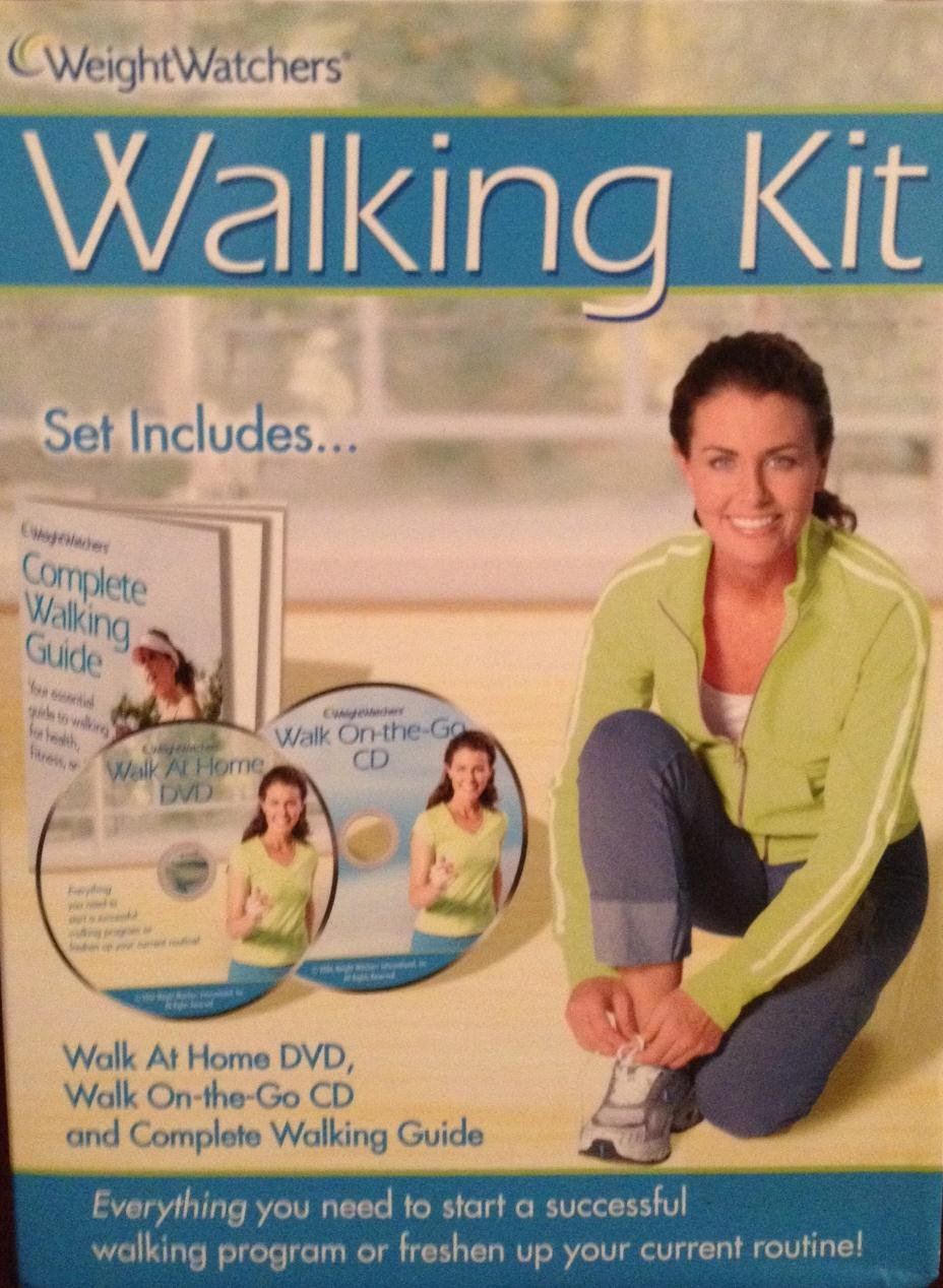 Weight Watchers Walking Kit Booklet product image
