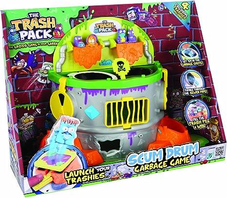 Trash Pack S2 - Set de incineradora con 2 Figuras (Giochi Preziosi 21714): Amazon.es: Juguetes y juegos