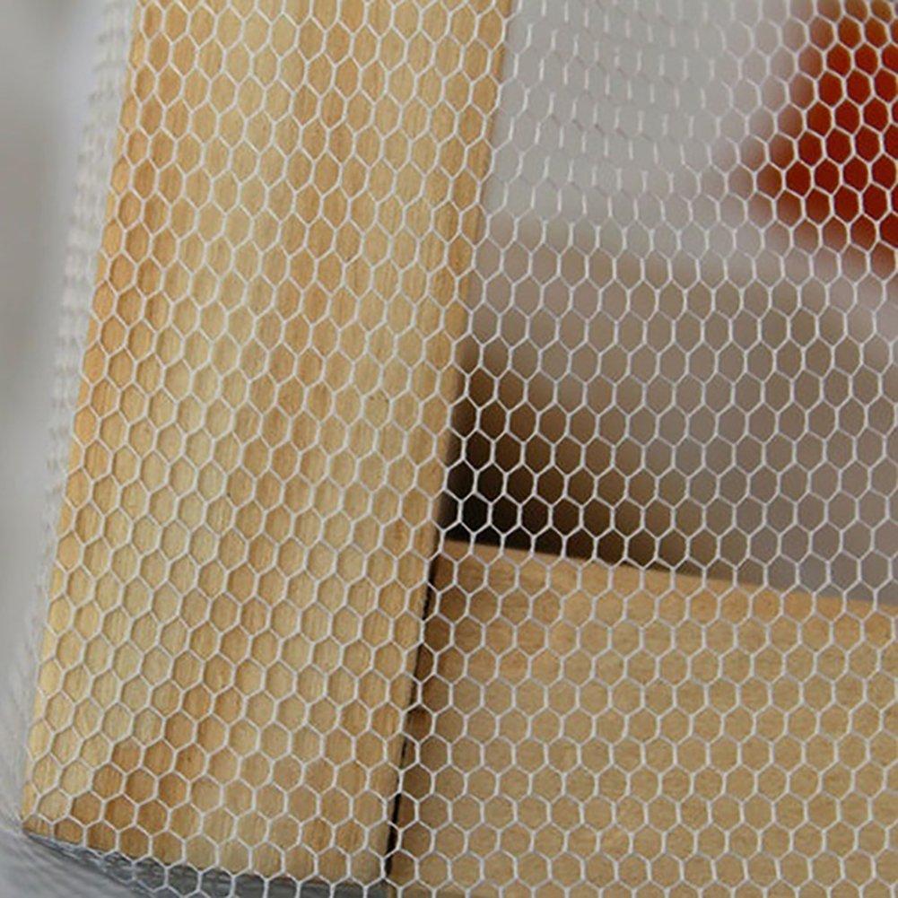 cuna de beb/é tienda de campa/ña Arco cuna cama Mosquito Nets beb/é seguridad cubierta de copas Random Mosquitera para cuna