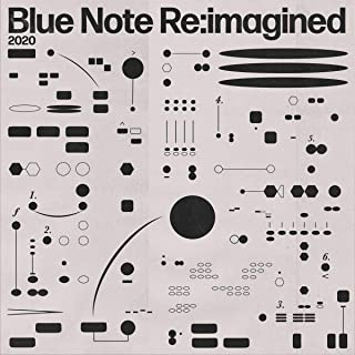 Book Cover: Blue Note Re:imagined