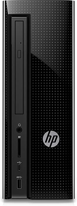 Top 10 Hp Slimline Desktop 290A0045m