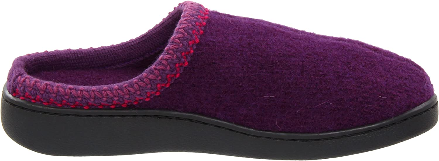 HAFLINGER Unisex AT Wool Hard Sole Slippers