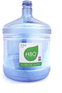 H8O Large Polycarbonate Water Bottle With Built In Handle U0026 48mm Cap