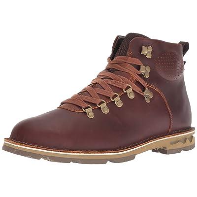 Merrell Men's Sugarbush Braden Mid Leather Waterproof Fashion Boot   Hiking Boots