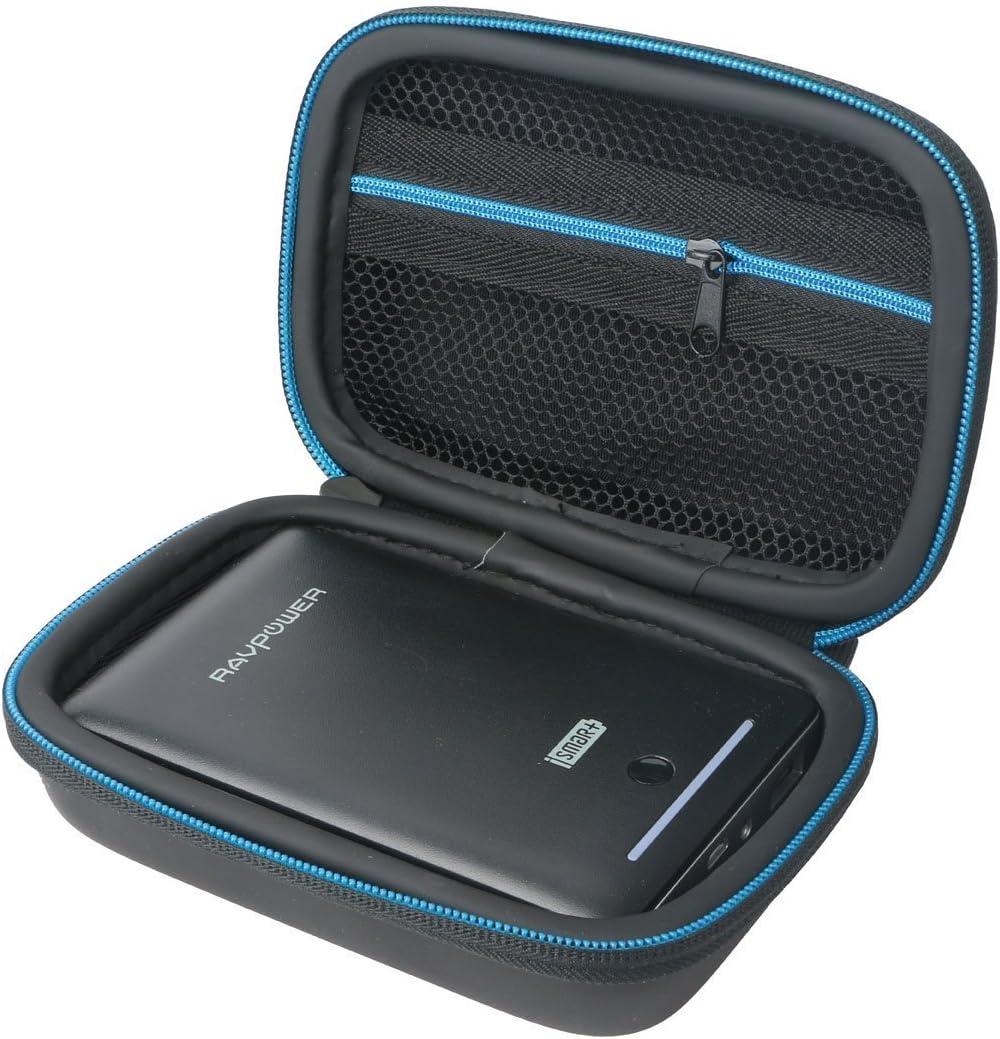 Para RAVPower 16750 16750 mAh portátil cargador de batería externa Power Bank Carcasa rígida por baval: Amazon.es: Deportes y aire libre