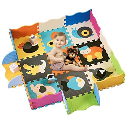 farm playtime foam alphabet mats of from vibrant mat care baby with more making large busy play side