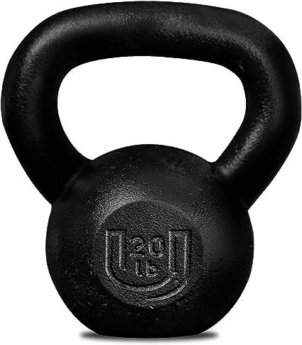 25 Lb Cast Iron Kettlebell