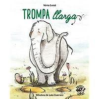 trompa Llarga: En lletra de PAL i lletra lligada: Llibre infantil per aprendre a llegir en català: 9 (Plou i Fa Sol…