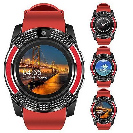 Wekold Smartwatch Bluetooth para Android Samsung Huawei ...