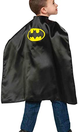 Rubies - Capa de disfraz Batman para niños, Talla única infantil (Rubies 36625)