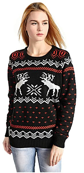 d6072d28 CHRISTMAS Sweater / Cardigan, with Various Lovely Patterns of Reindeer /  Snowman / Snowflakes /