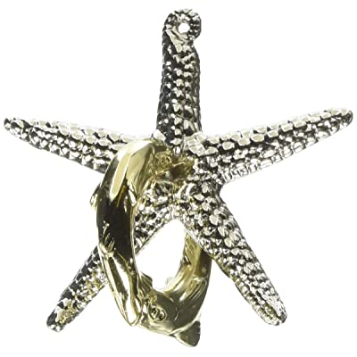 Bepuzzled STARFISH Hanayama Cast Metal Brain Teaser Puzzle (Level 2) Puzzles For Kids and Adults Ages 12 and Up: Toys & Games