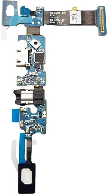 Smartex Conector de Carga Compatible con Samsung Galaxy Note ...
