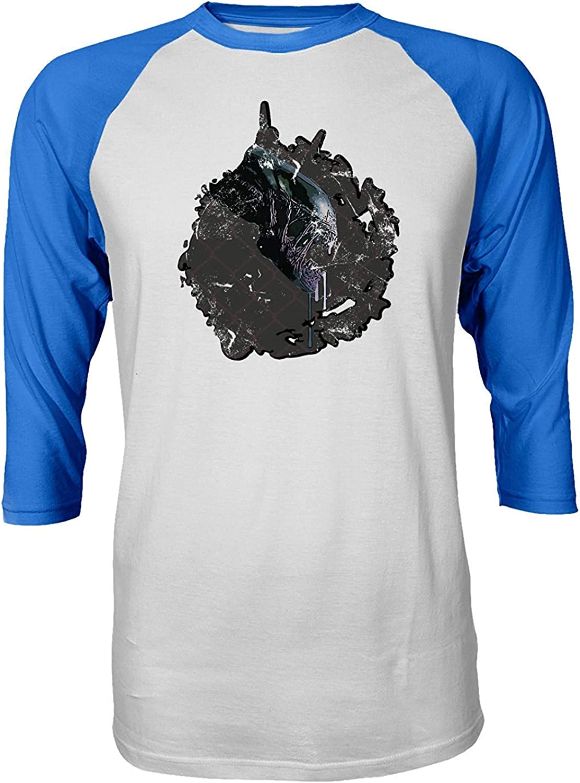 Sunyuer - Alien-Head Horror - Unknown Creature Covenant - Camiseta ...