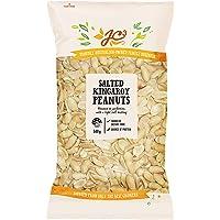 J.C.'S QUALITY FOODS Salted Australian Peanuts, 500 g