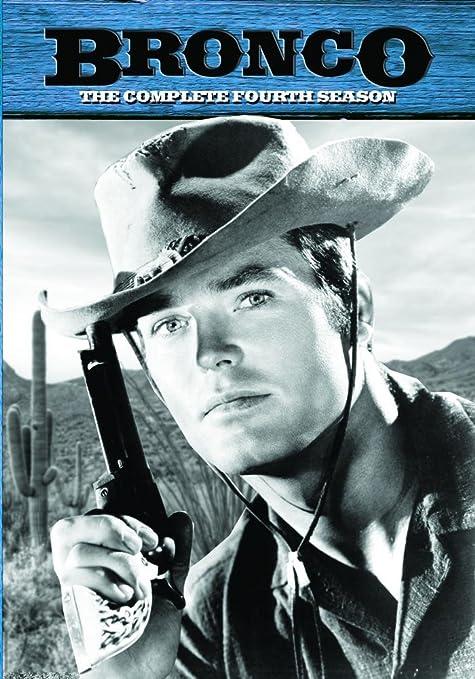 Amazon.com: Bronco: The Complete Fourth Season: Ty Hardin: Movies & TV