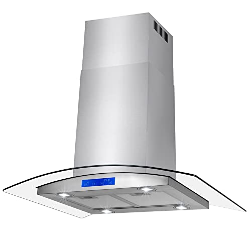 Best 36 Inch Range Hood With Ductless Model