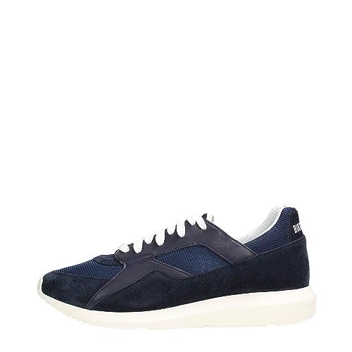 Bikkembergs - Zapatillas para Hombre Azul Bluette 40