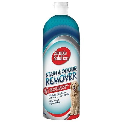 Simple Solution quitamanchas y olores para Perros, 1000ml