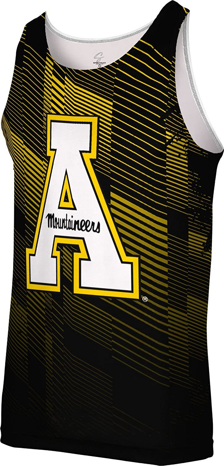 2a5eb78323446 Spectrum Sublimation Appalachian State University Men s Tank - Bold at  Amazon Men s Clothing store