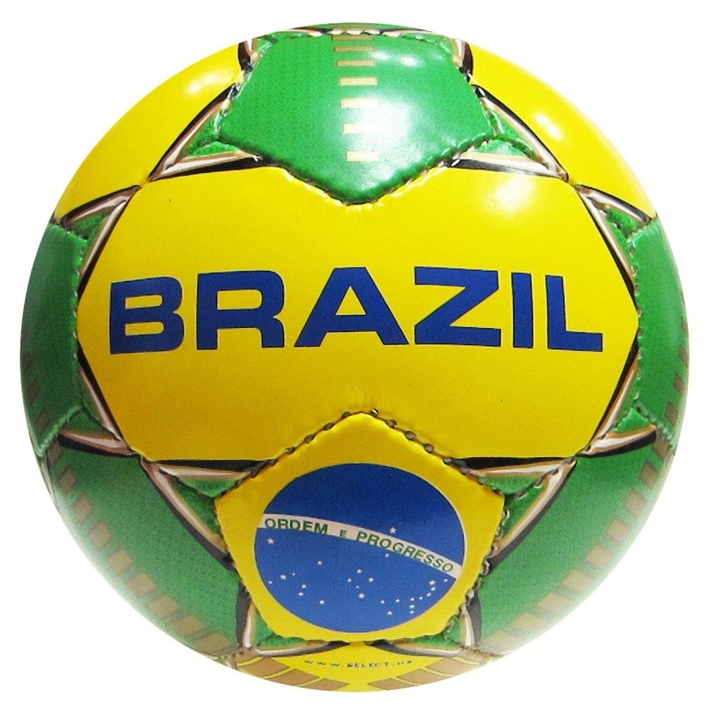 952b1e5d5 Amazon.com : Select Brazil Soccer Ball : Sports & Outdoors