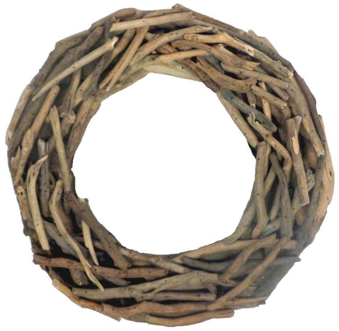 Driftwood Wreath 15 Inch Outside Diameter