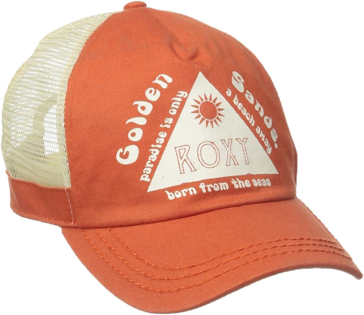 Roxy – para mujer Go Gorra Marrón Chile: Amazon.es: Ropa y accesorios