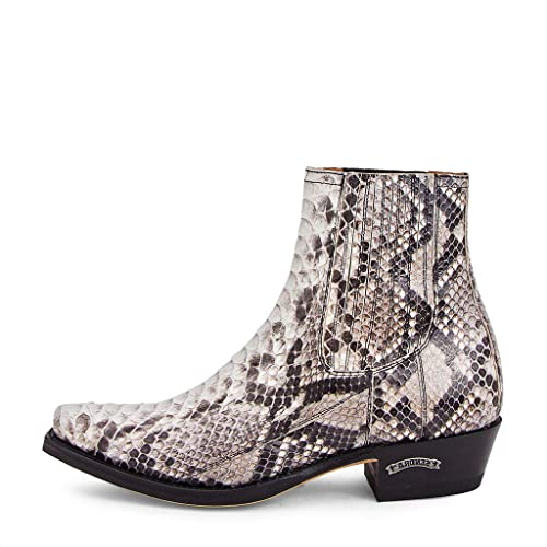 Sendra Boots 1692 Lucky Piton Barriga Natural: Amazon.es