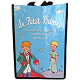 Diseño de bolsa de compra Le Petit Princeazul medianoche ...