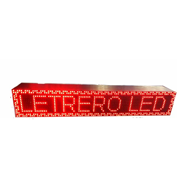 Lightcraft Times Square XXL cartel LED luminoso (840 luces ...