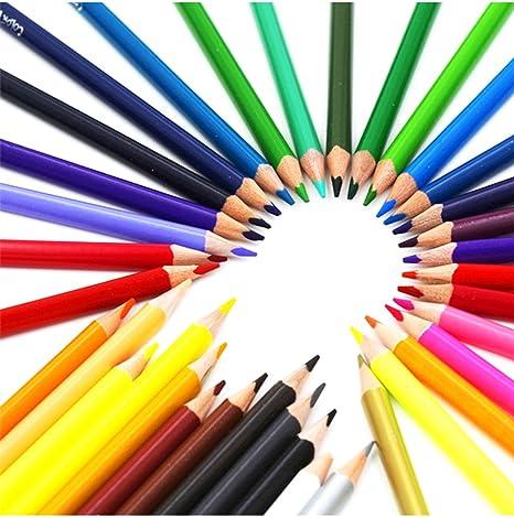 babyprice madera de colores lápiz Soluble en agua Color plomo arte pintura dibujo batidoras Sets 24