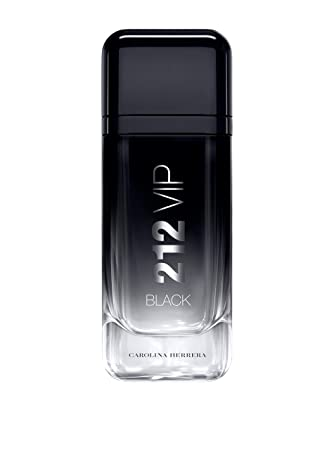 5259bf53a Amazon.com   Carolina Herrera 212 VIP Black Men Eau de Parfum 3.4oz   100ml  - Launched in 2017   Beauty