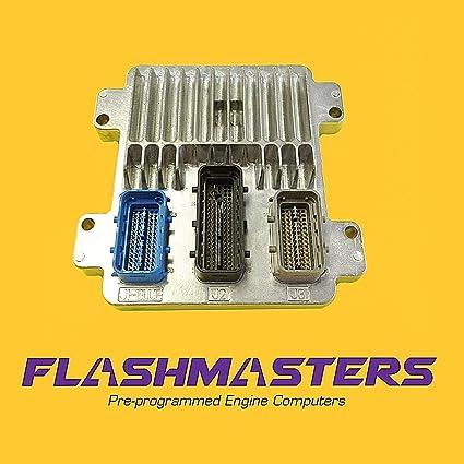 Flashmasters 2005 Equinox Engine Computer 12591279