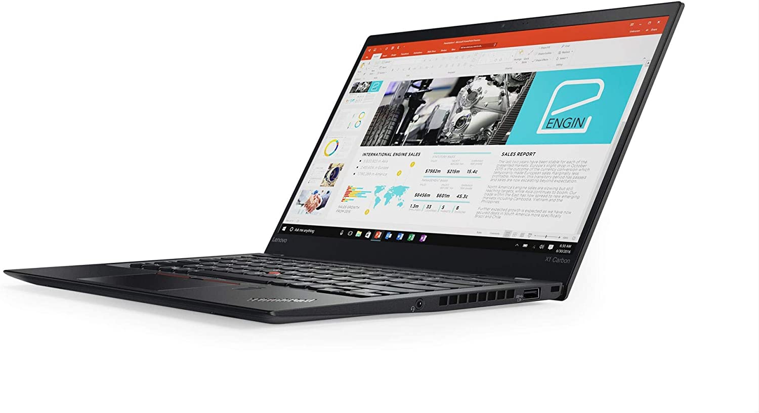 Lenovo Thinkpad X1 Carbon 5th 14