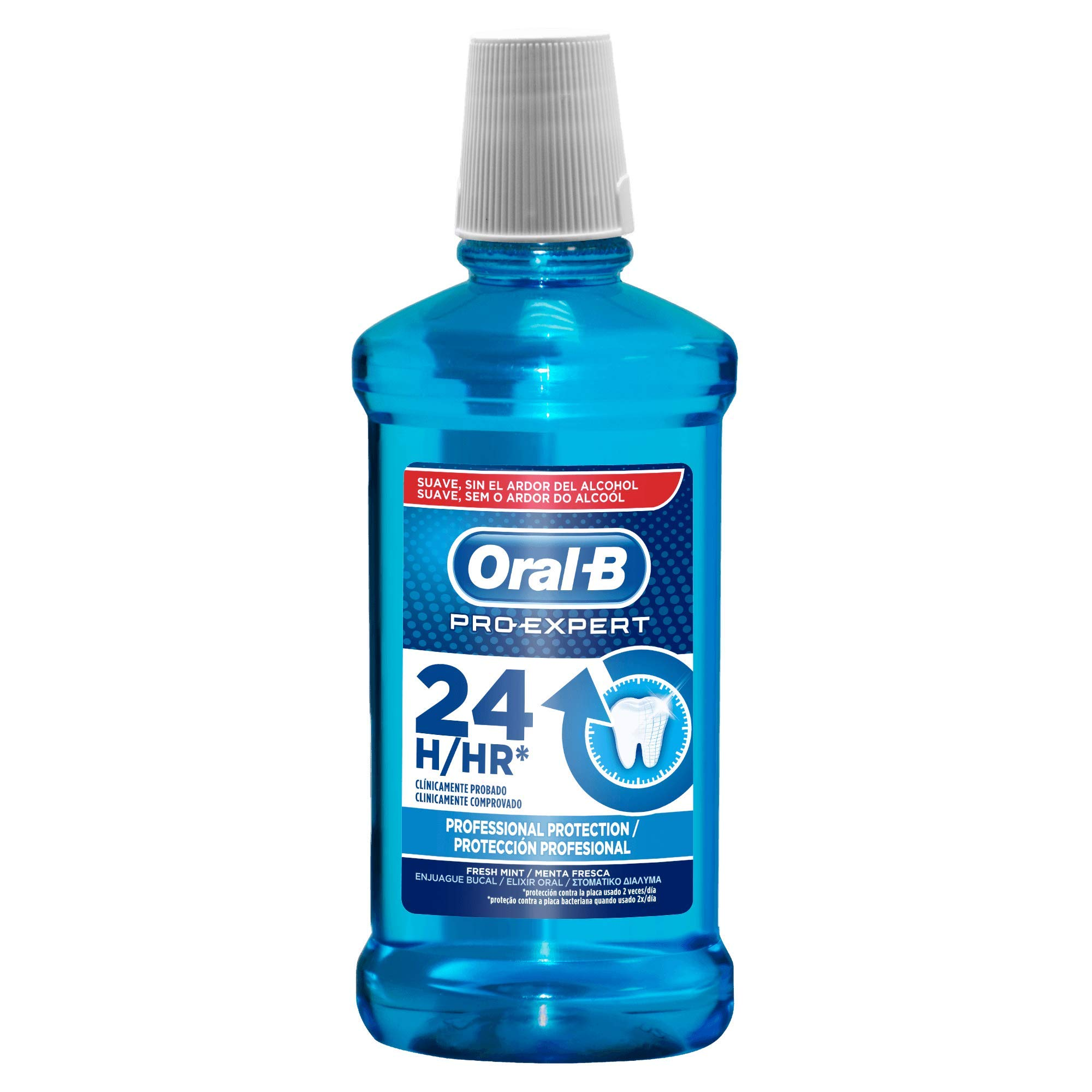 Oral-B Pro-Expert Protección Profesional Enjuague Bucal - 500 ml ...