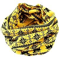 Bufanda moderna de invierno para bebés, de Gespout, tipo bandana, diseño de Cactus, multifunción, de algodón #15 Talla…
