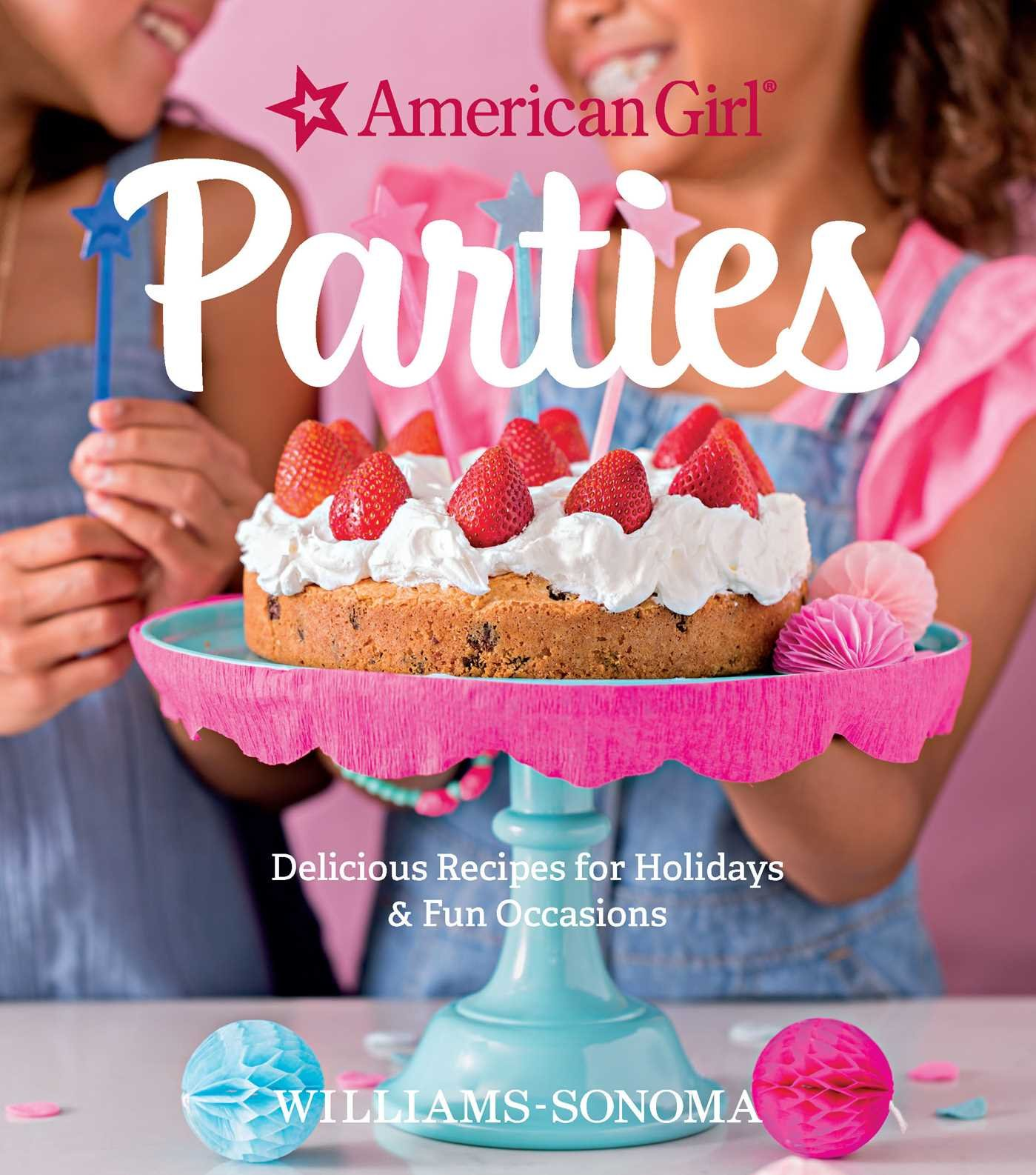American Girl Parties Delicious occasions