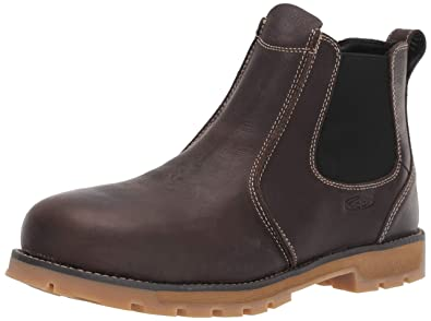 c5801aeddc5f Amazon.com  KEEN Utility Men s Seattle Romeo Industrial Shoe  Shoes