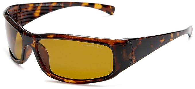 591a22fc7b Amazon.com  Eagle Eyes Traxion Polarized Sunglasses - Tortoise Frame ...