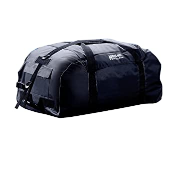 Amazon.com: Highland 1039600 Rainproof Car Top Luggage with Wheels ...