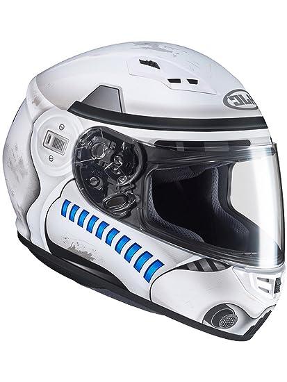 HJC Helmets Casco Moto Hjc Star Wars Cs-15 Storm Trooper ...