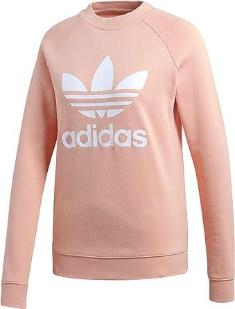 Sudadera Adidas TRF Crew Sweat para Mujer 32: Amazon.es: Deportes y aire libre