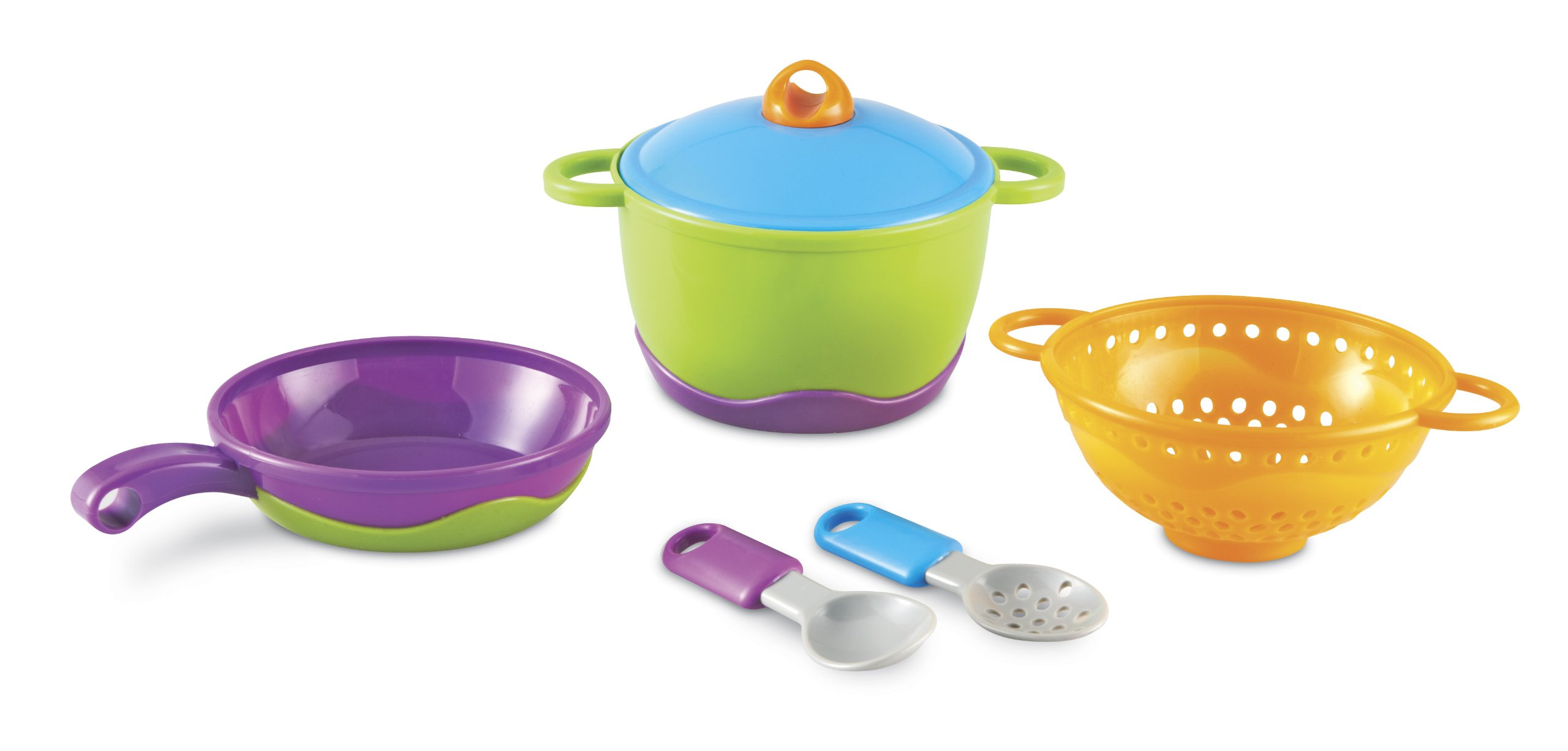 Learning Resources New Sprouts Cook it!, 6 Pieces by Learning Resources