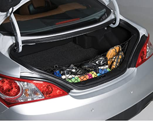 Floor Style Trunk Cargo Net for Hyundai Genesis Coupe 2009-2016 Brand New